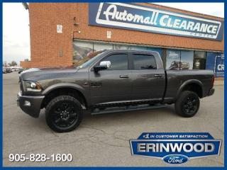 Used 2017 RAM 2500 Laramie for sale in Mississauga, ON