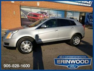 Used 2010 Cadillac SRX 4 3.0 Luxury for sale in Mississauga, ON