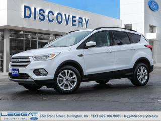 Used 2019 Ford Escape SEL for sale in Burlington, ON