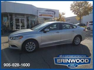 Used 2017 Ford Fusion S for sale in Mississauga, ON