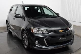 Used 2017 Chevrolet Sonic LT RS A/C MAGS SIEGE CHAUFFANT for sale in Île-Perrot, QC