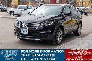 Used 2017 Lincoln MKC AWD, 2.0L GTDI ENGINE, Select Plus Package, Climate Package, Navigation for sale in Okotoks, AB