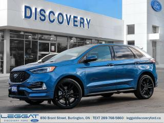 Used 2019 Ford Edge ST - AWD for sale in Burlington, ON