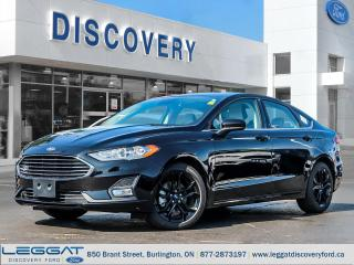 New 2020 Ford Fusion SE FWD for sale in Burlington, ON