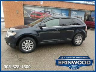 Used 2008 Ford Edge Limited for sale in Mississauga, ON