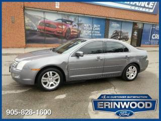 Used 2007 Ford Fusion SEL for sale in Mississauga, ON