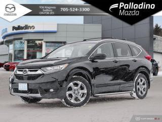 Used 2017 Honda CR-V EX-L - FRESH OIL CHANGE - LOW MILEAGE for sale in Sudbury, ON