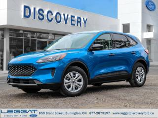 New 2020 Ford Escape S - FWD for sale in Burlington, ON