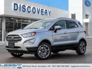 New 2020 Ford EcoSport Titanium 4WD for sale in Burlington, ON