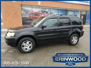 Used 2005 Ford Escape Limited for sale in Mississauga, ON