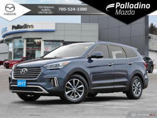 Used 2017 Hyundai Santa Fe XL Luxury - TEST DRIVES AVAILABLE BY APPOINTMENT! for sale in Sudbury, ON