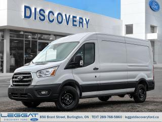 New 2020 Ford Transit 250 130 WB - Medium Roof - Sliding Pass.side Cargo for sale in Burlington, ON