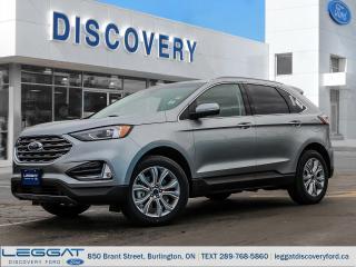 Used 2020 Ford Edge Titanium - AWD for sale in Burlington, ON