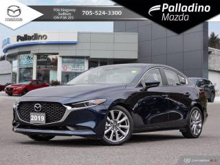 New 2019 Mazda MAZDA3 GT - UNLIMITED MILEAGE COVERAGE UNTIL OCT 2025 for sale in Sudbury, ON