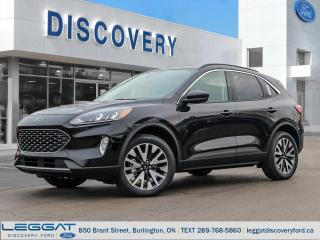 Used 2020 Ford Escape SEL - AWD 2.0L for sale in Burlington, ON