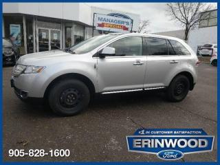 Used 2011 Lincoln MKX for sale in Mississauga, ON