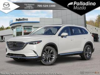 New 2020 Mazda CX-9 Signature for sale in Sudbury, ON