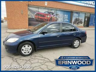 Used 2005 Honda Civic for sale in Mississauga, ON
