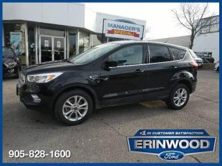 Used 2019 Ford Escape SE for sale in Mississauga, ON