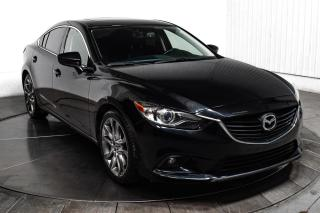 Used 2015 Mazda MAZDA6 GT  CUIR MAGS TOIT NAV CAMERA DE RECUL for sale in Île-Perrot, QC