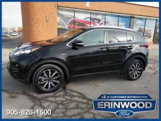 Used 2018 Kia Sportage EX for sale in Mississauga, ON