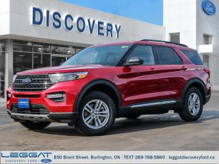 New 2020 Ford Explorer XLT for sale in Burlington, ON