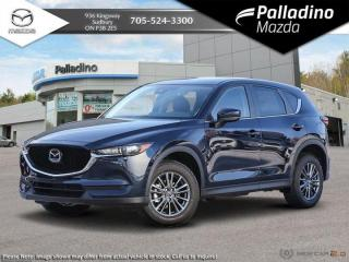 New 2020 Mazda CX-5 GS DEMO for sale in Sudbury, ON