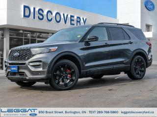 New 2020 Ford Explorer ST for sale in Burlington, ON