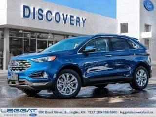 New 2020 Ford Edge Titanium - AWD for sale in Burlington, ON