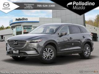 New 2020 Mazda CX-9 GS for sale in Sudbury, ON