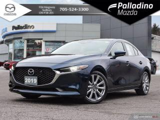 New 2019 Mazda MAZDA3 GT - UNLIMITED MILEAGE WARRANTY UNTIL 2025 for sale in Sudbury, ON