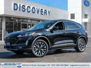 New 2020 Ford Escape SEL - AWD 2.0L for sale in Burlington, ON