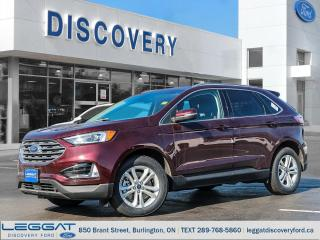 New 2020 Ford Edge SEL - AWD for sale in Burlington, ON