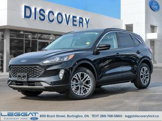 New 2020 Ford Escape SEL - AWD for sale in Burlington, ON