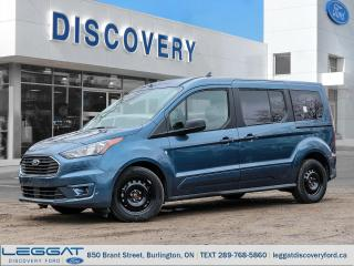 New 2020 Ford Transit Connect Wagon XLT Wagon 1-touch Power/Fixed 3rd Row/Rear D for sale in Burlington, ON