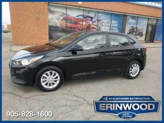 Used 2019 Hyundai Accent Preferred for sale in Mississauga, ON