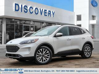 New 2020 Ford Escape Titanium - FWD Hybrid for sale in Burlington, ON