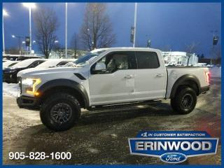 New 2020 Ford F-150 RAPTOR for sale in Mississauga, ON