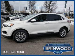 New 2020 Ford Edge Titanium for sale in Mississauga, ON