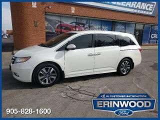 Used 2016 Honda Odyssey Touring for sale in Mississauga, ON