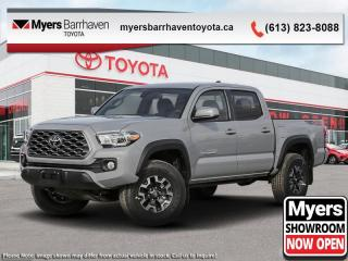 New 2020 Toyota Tacoma TRD Sport  - $278 B/W for sale in Ottawa, ON