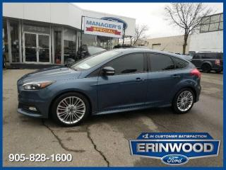 Used 2018 Ford Focus ST for sale in Mississauga, ON