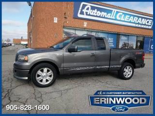 Used 2007 Ford F-150 STX for sale in Mississauga, ON