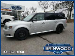 Used 2015 Ford Flex SEL for sale in Mississauga, ON