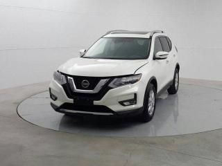 Used 2020 Nissan Rogue SV Sunroof/Heated Seats/Bluetooth/CD Player for sale in Steinbach, MB