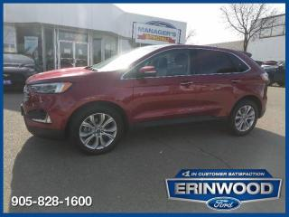Used 2019 Ford Edge Titanium for sale in Mississauga, ON