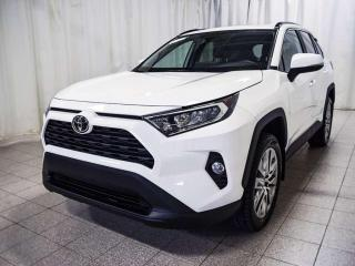 Used 2020 Toyota RAV4 XLE for sale in Québec, QC