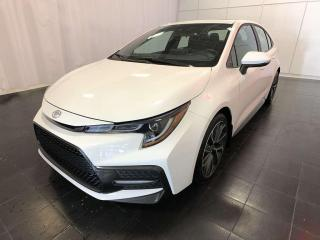 Used 2020 Toyota Corolla SE for sale in Québec, QC