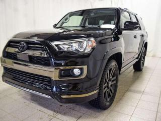 Used 2020 Toyota 4Runner Nightshade for sale in Québec, QC