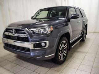 Used 2020 Toyota 4Runner Limited for sale in Québec, QC